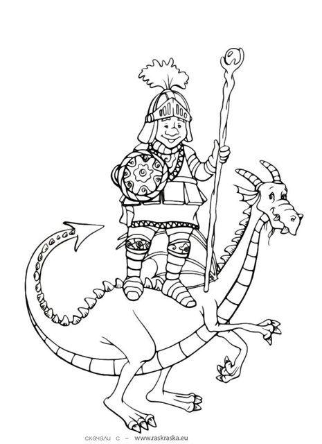 Modelos dragões, stencils dragões. Para as crianças / Oficina ...