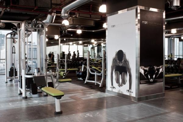 Commercial Gym Decorating Ideas Gym Interior Gym Decor Gym Design