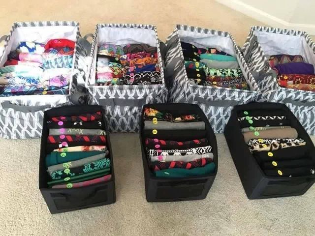 LulaRoe and Thirty-One are a perfect match with organizing solutions! #31gifts #lularoe