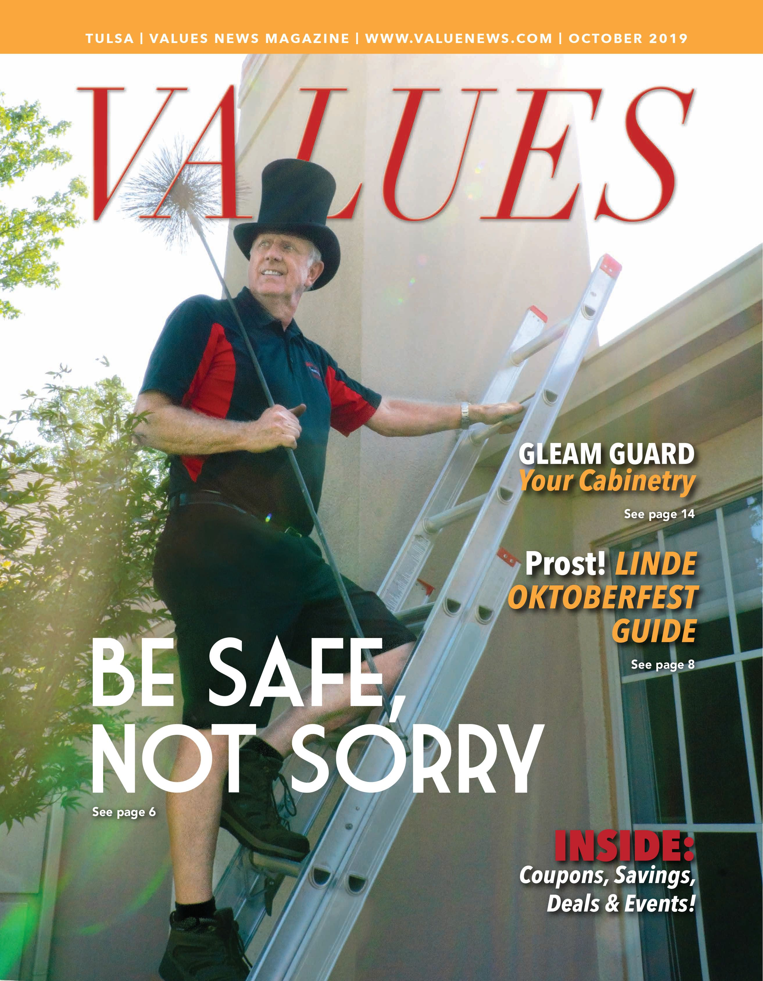 Values October 2019 Tulsa Marketing Solution Local Business Owner News Magazines