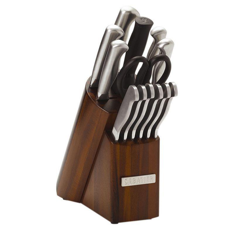 Sabatier 14 Pc Knife Block Set Products Knife Block