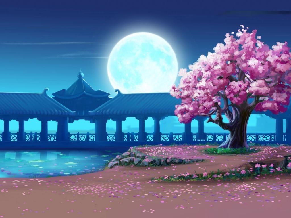 Cris Sil On Twitter Beautiful Landscape Pictures Sakura Tree Tree Wallpaper Iphone