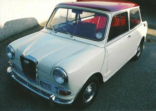 Wolseley Hornet For Sale 1965 With Images Old Used Cars