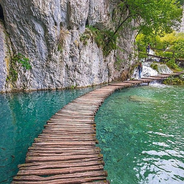 Camping Plitvice: Follow @Kyrenian For More Amazing Travel & Nature Photos