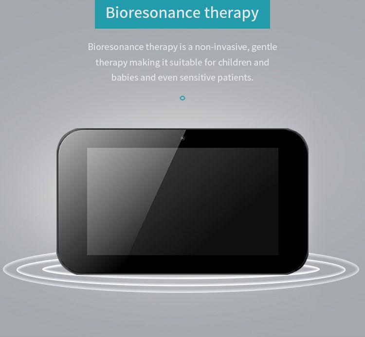 Touch Screen Computerized Bioenergy Resonance Therapy BRT