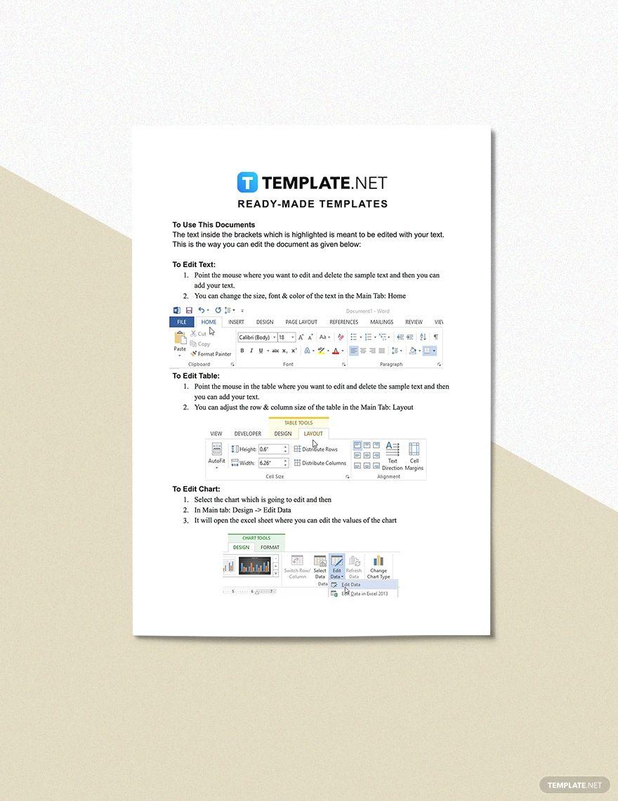 Free construction accountant job description template ad