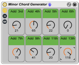 Chord Generators for Ableton Live (Free Download) | Music
