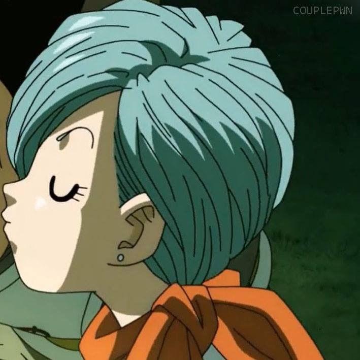 Couple Dragon Ball Desenho Casal Vegeta E Bulma Desenho