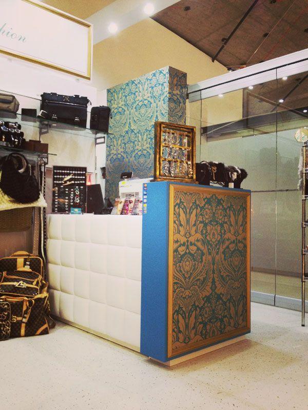 arredamento negozio accessories retail design, furniture
