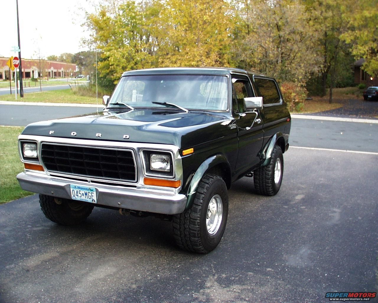 78 Ford Bronco Classic Ford Trucks Ford Bronco Built Ford Tough