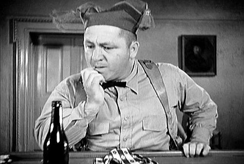 curly howard funeral