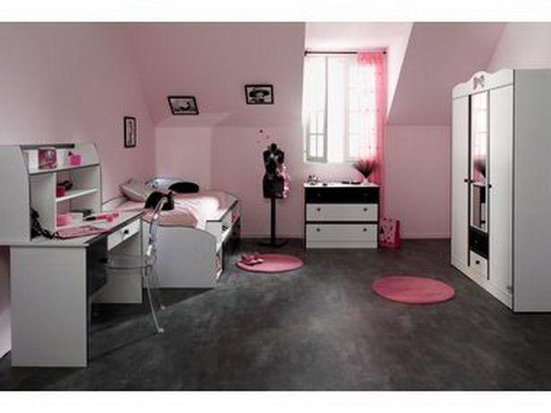 Uberlegen Jugendzimmer Schwarz Weiß Rosa