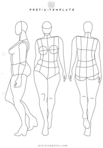 Best fashion sketches body plus size 20 ideas