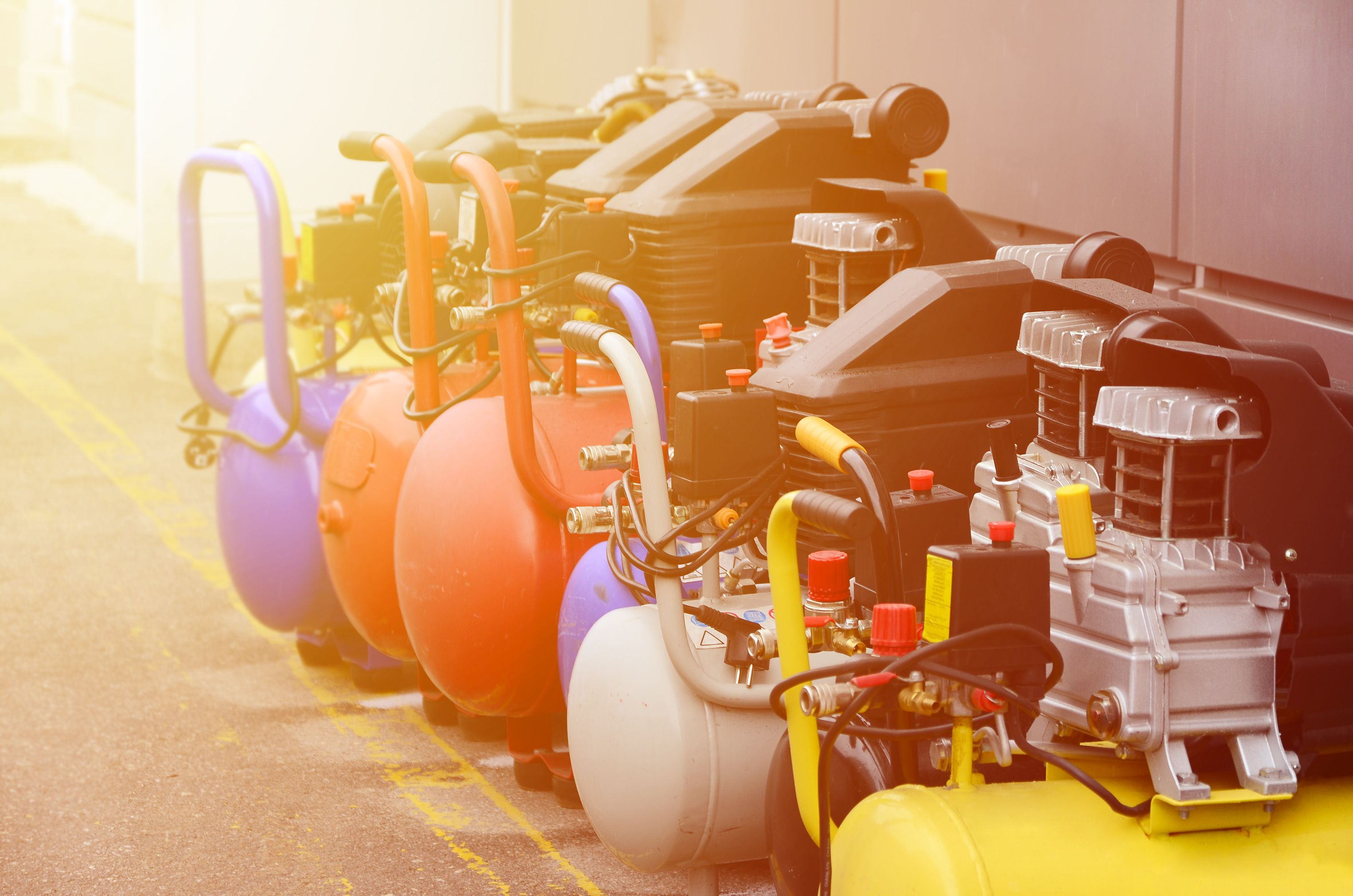 MacAir Compressor Ltd. offers a wide array of services