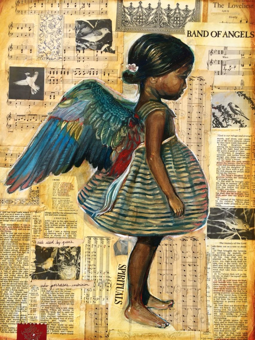 """""""Queen Winged"""" by Aeron Brown"""