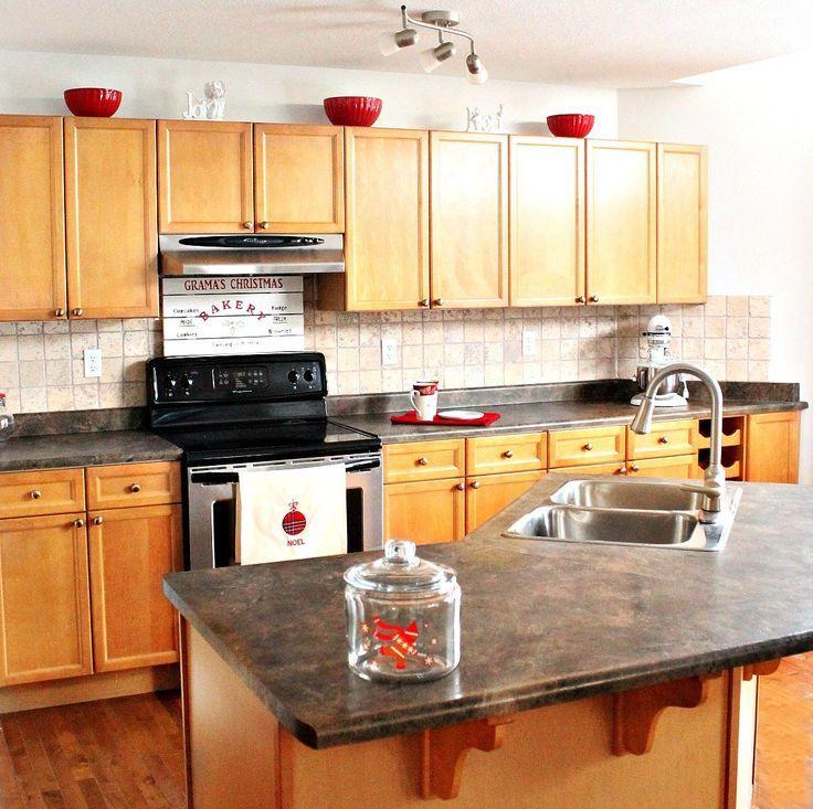 Adding Kitchen Cabinet Moulding   Kitchen cabinet molding ...