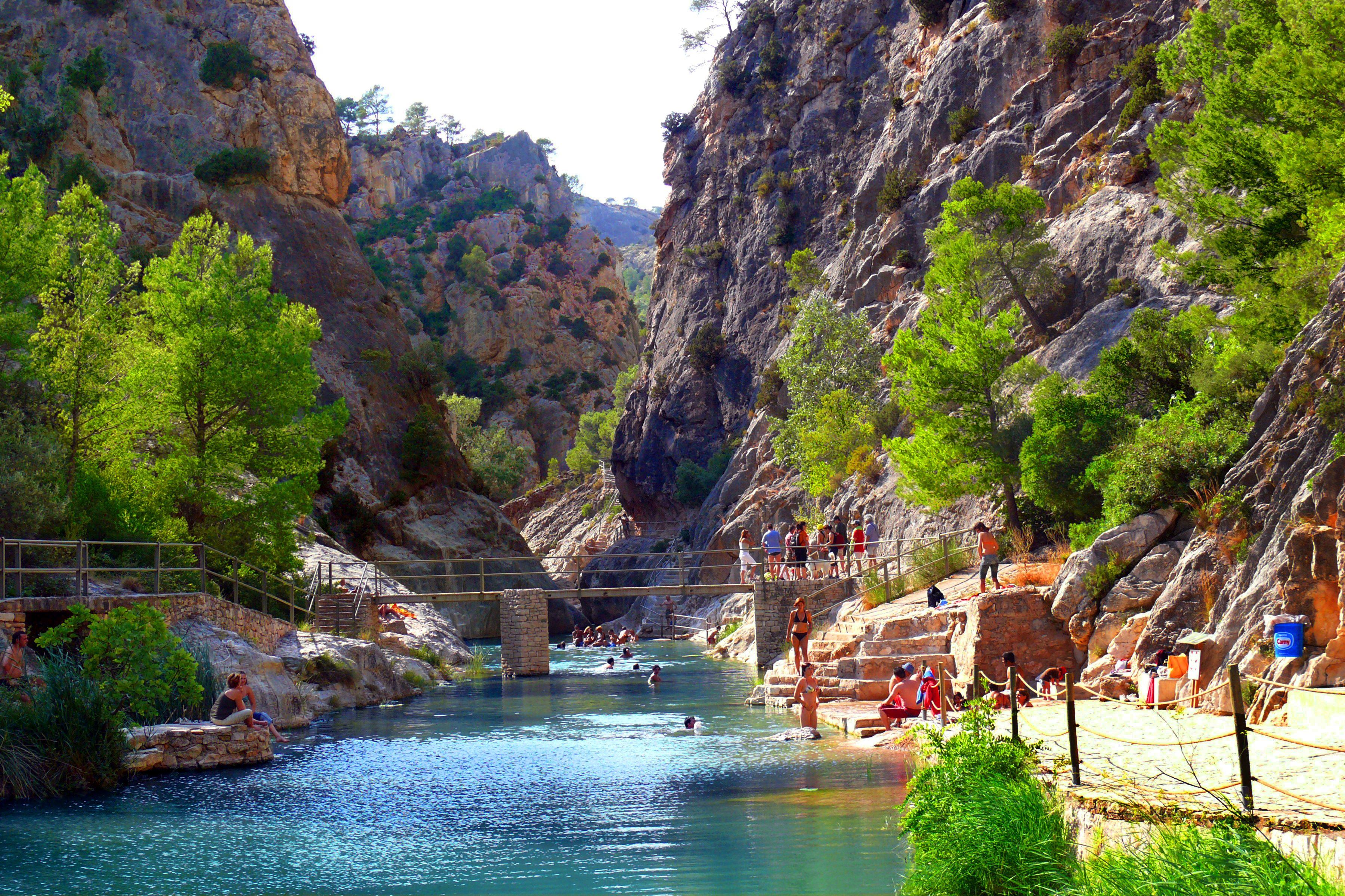 Toda la informaci n sobre la fontcalda balneario de gandesa qu ver cerca alojamientos - Casas rurales con piscina cerca de madrid ...