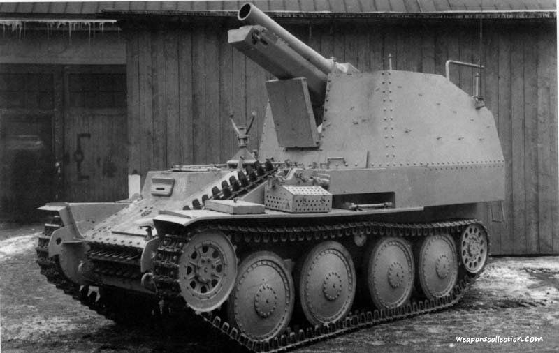 Sd.Kfz. 138/1 Ausf. M Grille