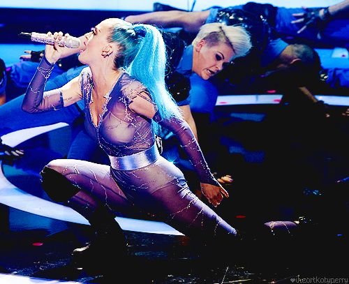 Performing Part of Me at the 2012 Echo Awards in Berlin, Germany - 03/22/12