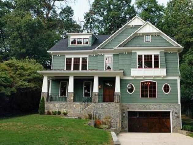Natural Materials Examples Of Arts And Crafts Architecture Homes I Love Pinterest