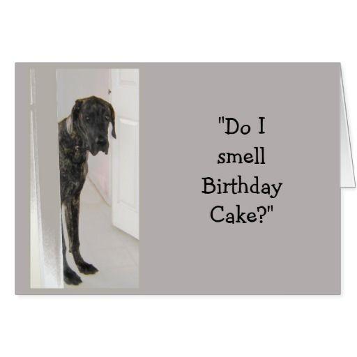 Happy Birthday Great Dane Birthday Meme