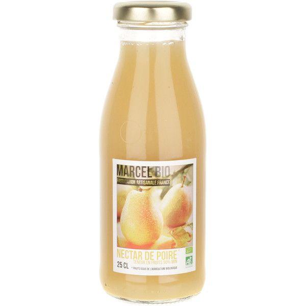 MARCEL BIO Organic fruits juice ($5.28) ❤ liked on Polyvore