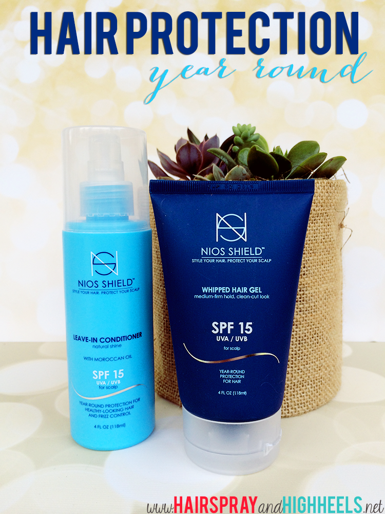 Nios Shield Review Hair gel, Hairspray, Protective