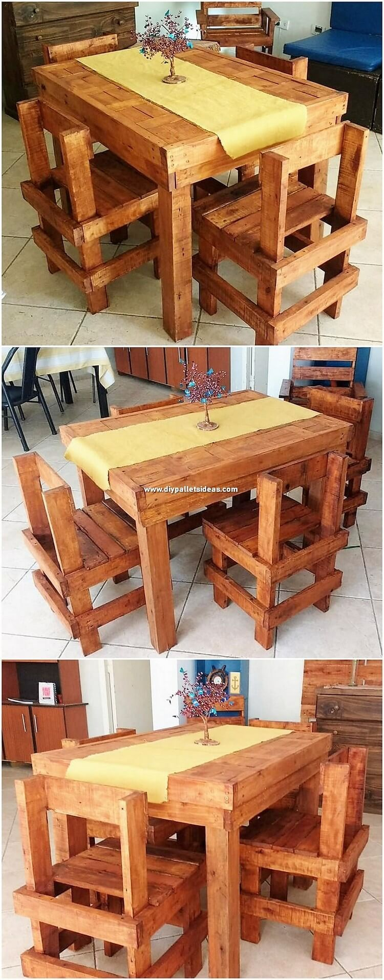 Effortless DIY Projects You Can Make with Shipping Pallets ...