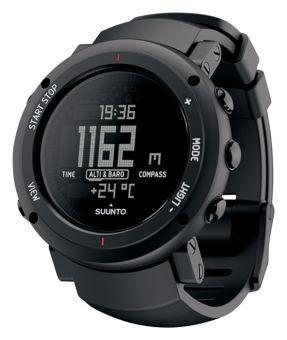 Suunto® Core Alu Deep Black Watch for Men  8be98ce251b8