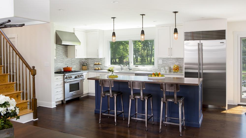 kitchens blue kitchen island open concept kitchen kitchen on kitchen remodel with island open concept id=48130