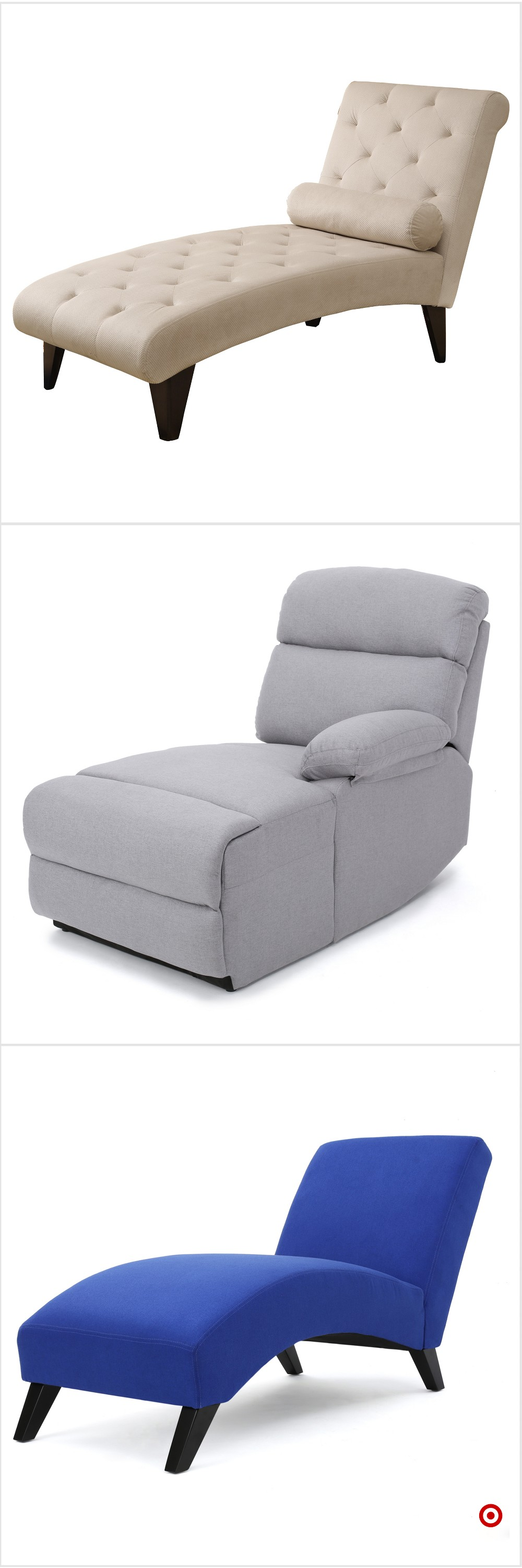 Shop Target for chaise lounge you will love at great low prices. Free shipping on  sc 1 st  Pinterest : chaise lounge prices - Sectionals, Sofas & Couches
