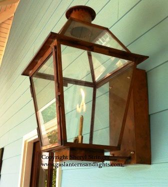 new orleans style gas lantern new orleans houses pinterest gas