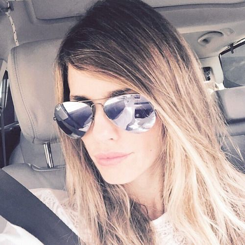 La actriz Vanesa Romero @vanesa_romero  luce perfecta con sus...