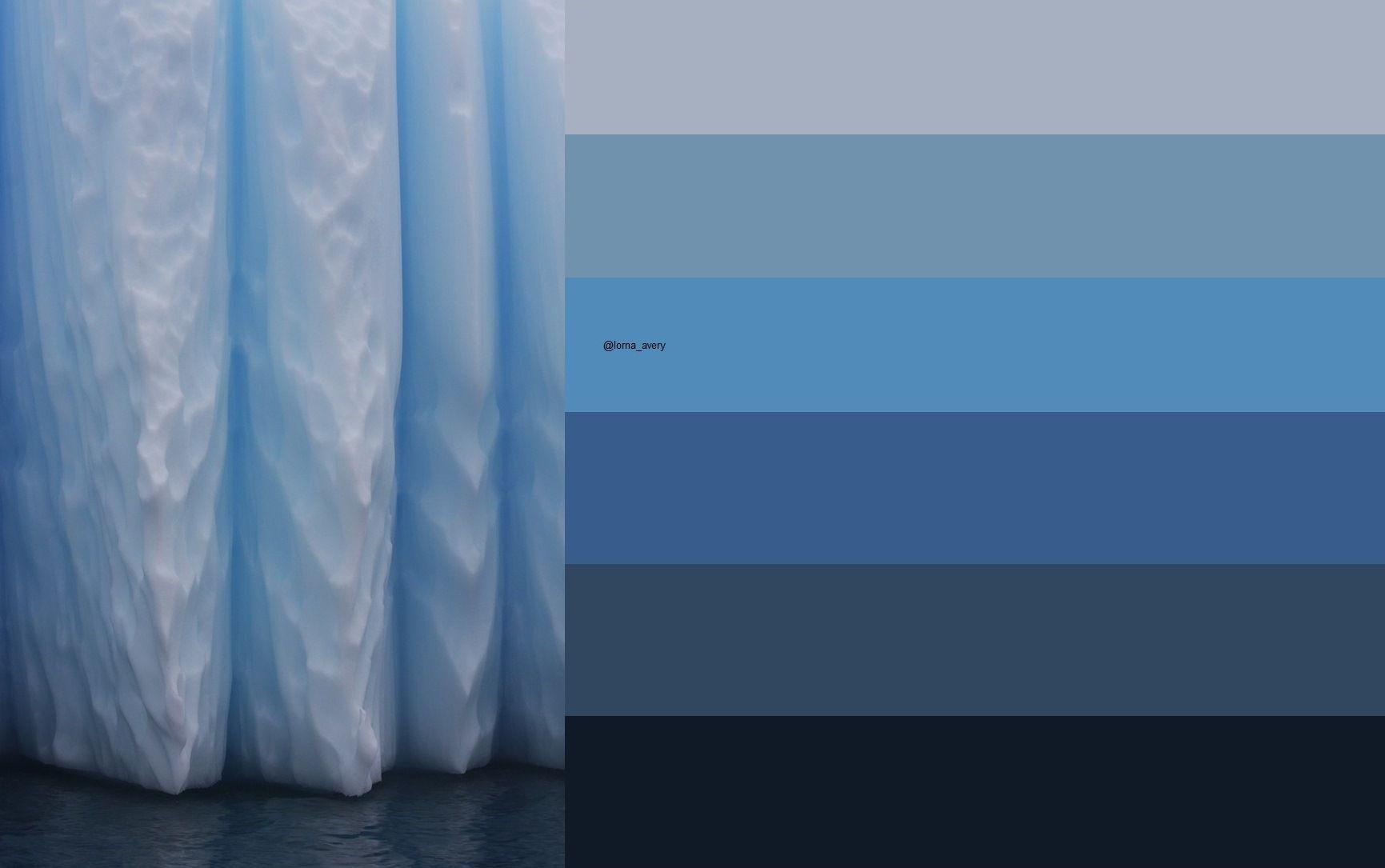 Arctic columns, Antarctica: original image via http://www.aapg.org/publications/news/explorer