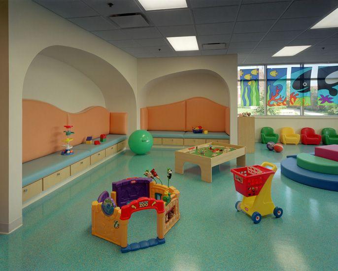 Preschool Play room Interior Design - Interior Design | Exterior ...