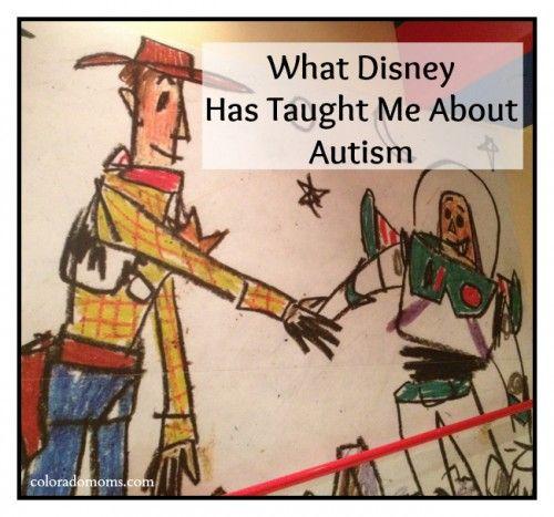 what disney has taught me about autism