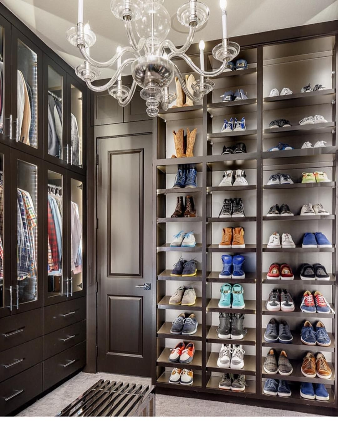 Closet goals = closet for my shoes Tag someone who wants this ...
