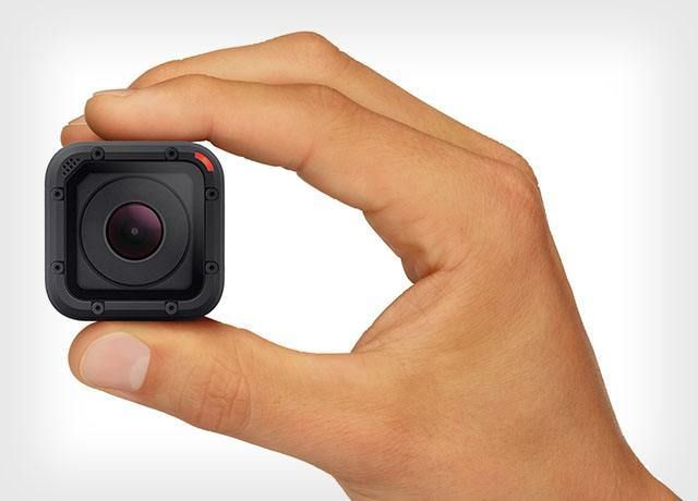 GoPro Makes Waves With New HERO4 Session Camera
