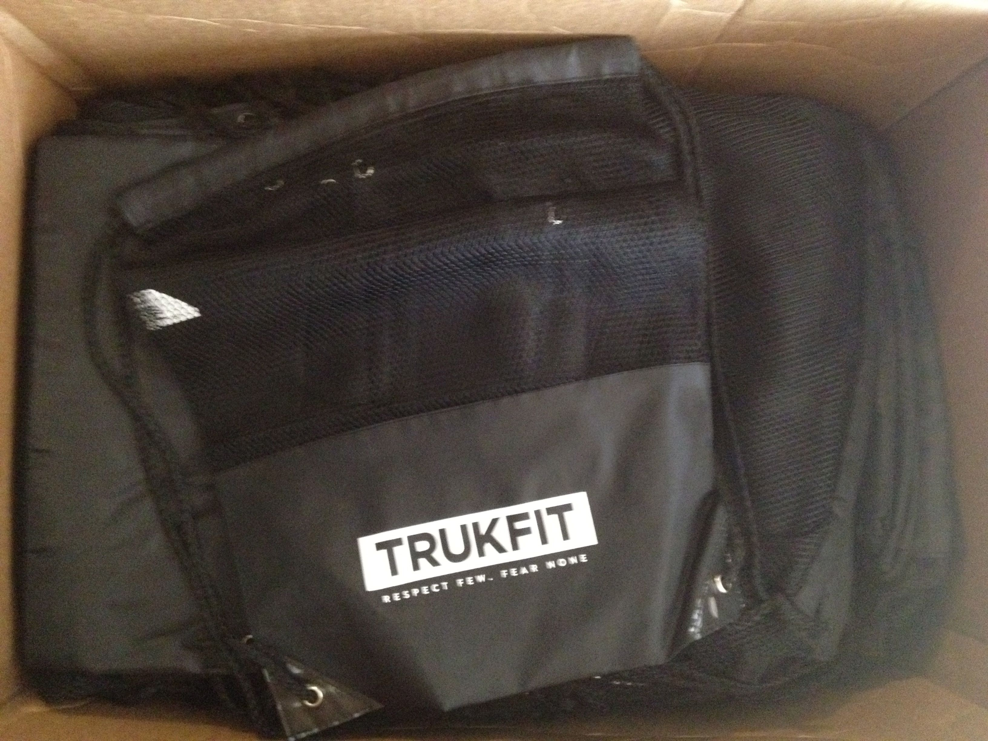 Backpacks for our kids : D     by TRUKFIT!