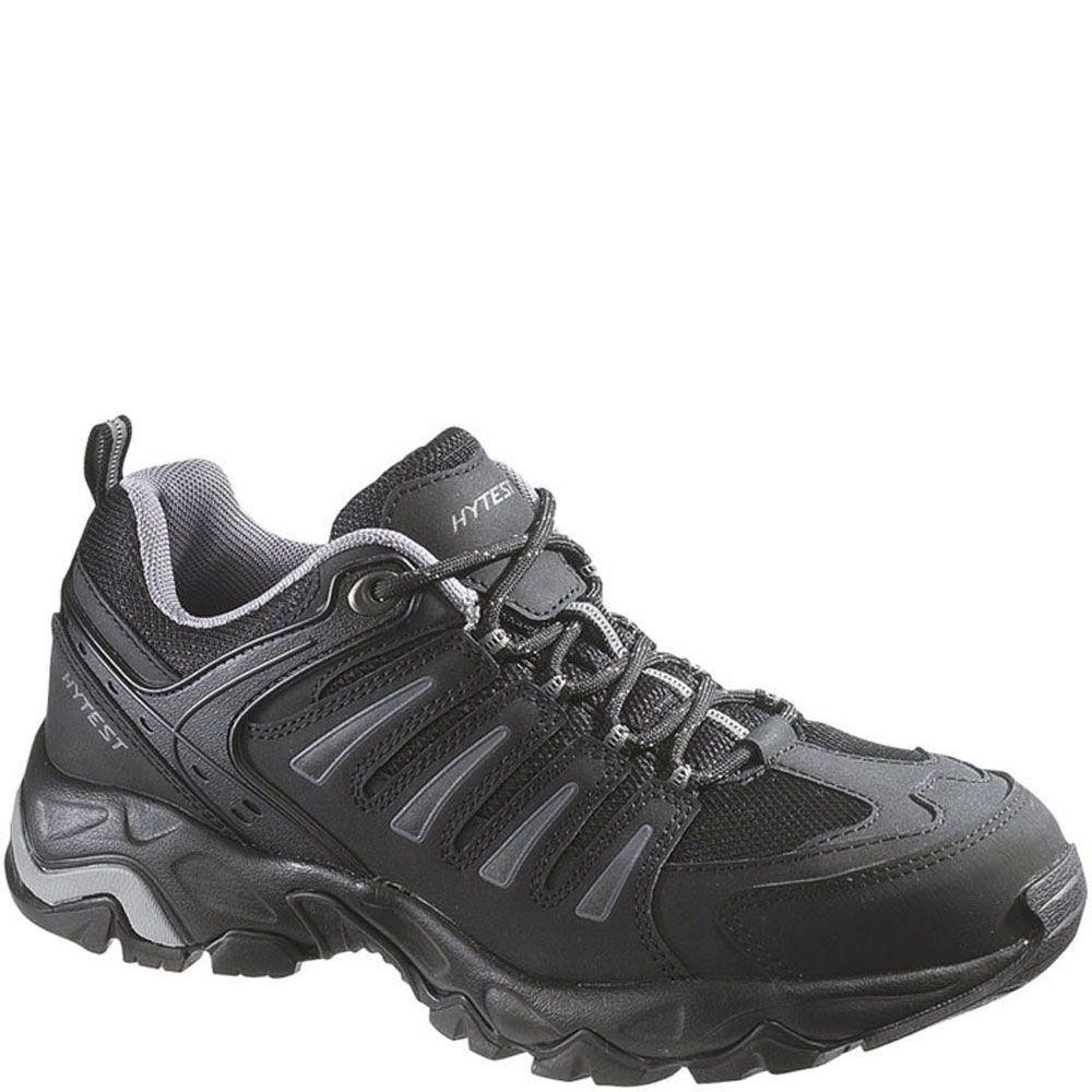 11100 hytest unisex multisport lo safety shoes black