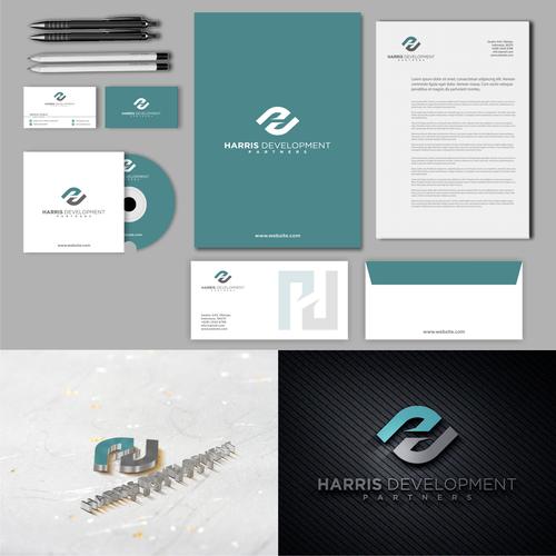 Harris Development Partners or HDP - Development Partners Logo