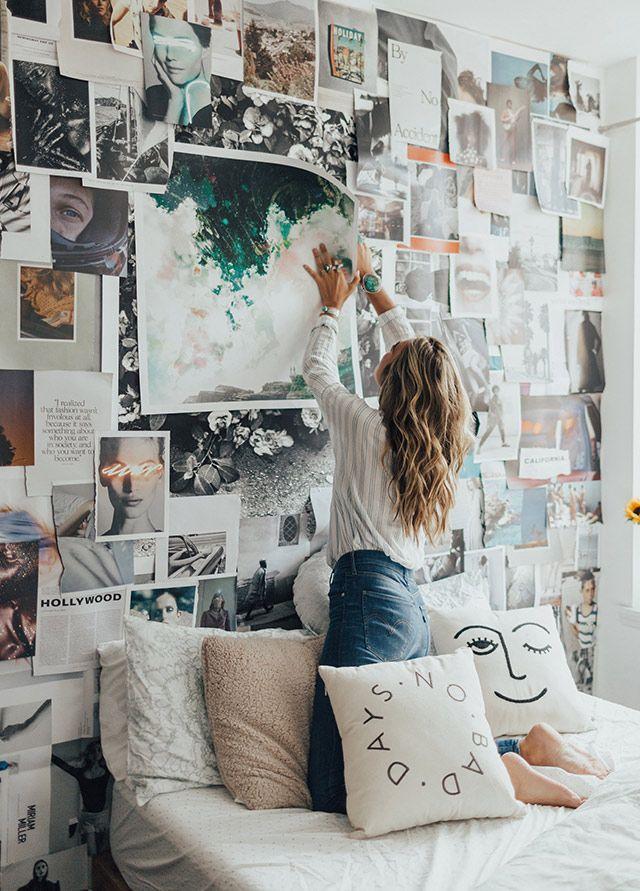 UO DIY Arranging Wall Art with Tessa Barton - Urban Outfitters - Blog & UO DIY: Arranging Wall Art with Tessa Barton - Urban Outfitters ...