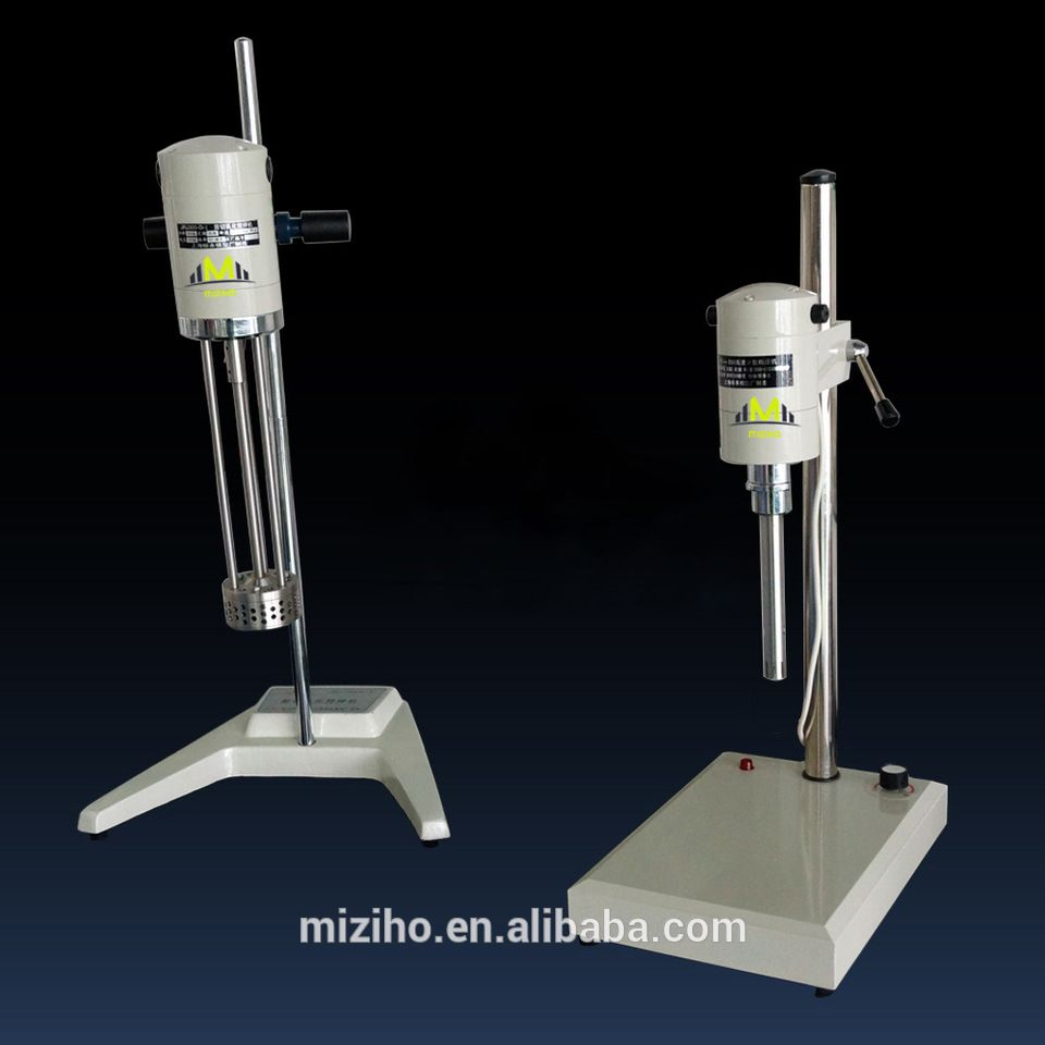Laboratory high shear mixer/ high shear homogenizer/ high speed