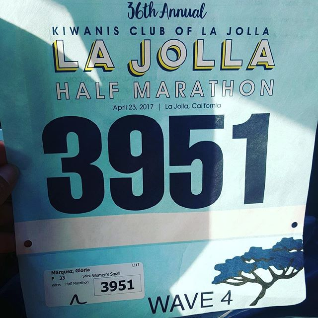 The running community is so amazing! I was able to transfer my bib number last minute thanks to @lajollahalfmarathon for being so awesome and not letting such a beautiful race go to waste 🙌🏼😊 #runningcommunity #lajollahalf #runnersofinstagram #instarunners #halfmarathon #seeyounextyear #lajollahalfmarathon #racelife #running #lajolla #sandiego #lajollalocals #sandiegoconnection #sdlocals - posted by Gloria Marquez  https://www.instagram.com/be_like_rocky_mom. See more post on La Jolla at…