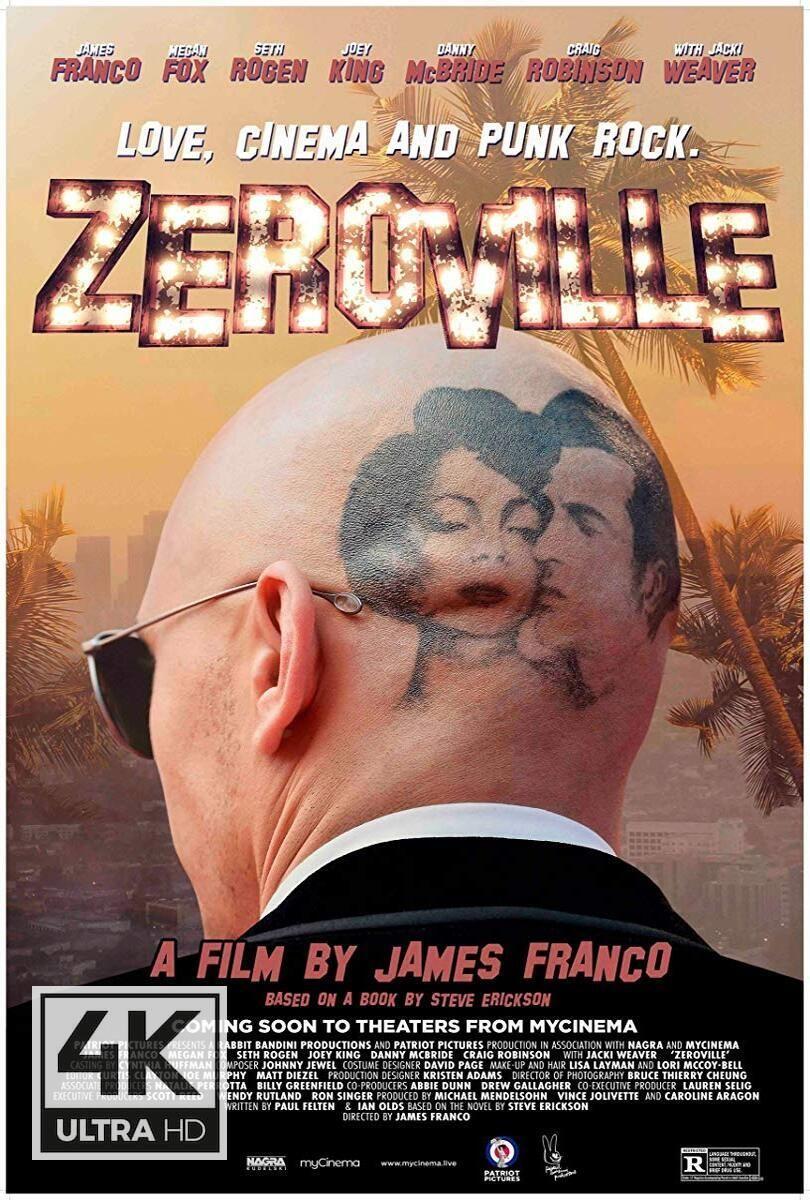 4K Ultra HD Zeroville (2019) Watch & Download Zeroville