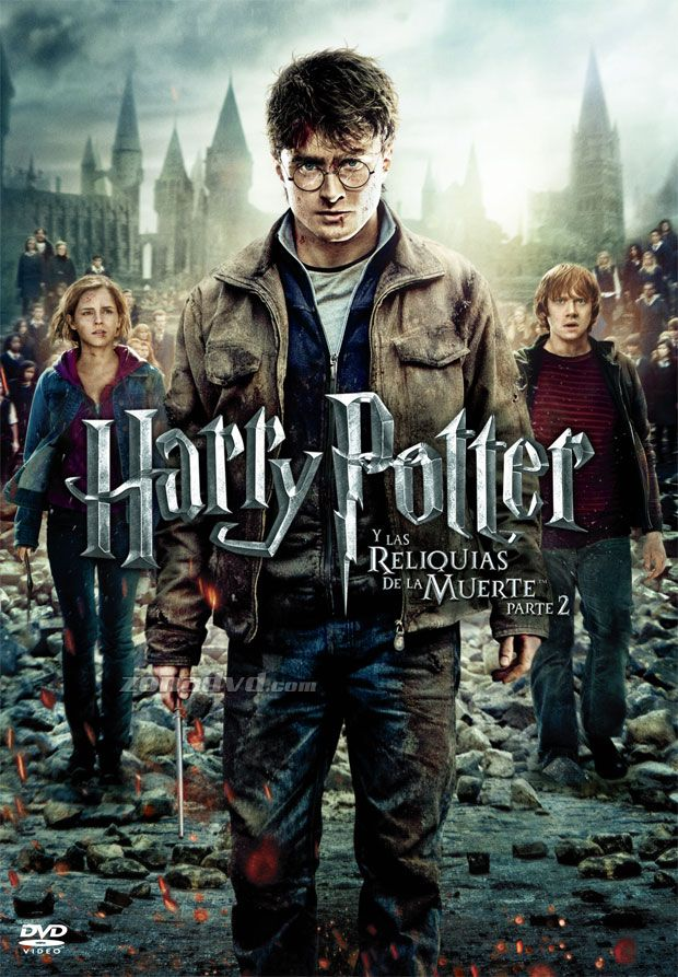 I Dvdb 791 43 Har Harry Potter Movies Harry Potter Film Deathly Hallows Part 2