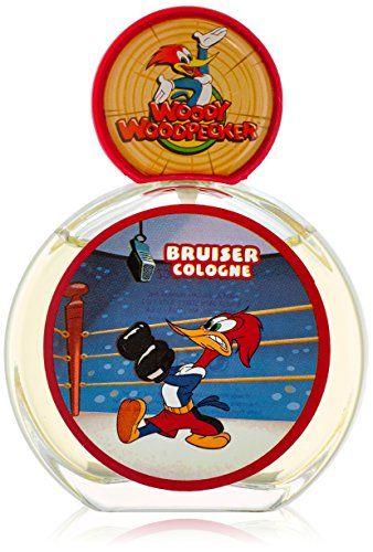 First American Brands Kids Woody Woodpecker Bruiser Perfume, 1.7 Ounce *** Additional info @