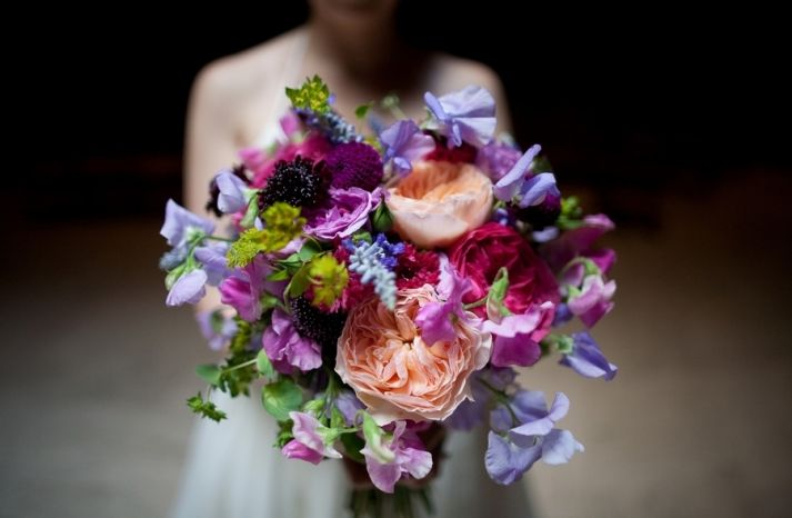 Wedding Bouquet Perfect for Fall