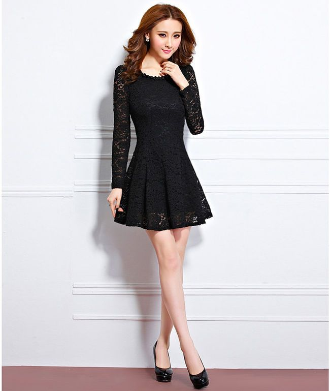 2014 New Simple Sleeves Cocktail Dress Day Dress | eDressit