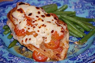 Feta Cheese Baked Chicken